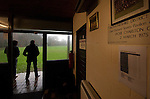 Richmond Academy 6 Buck Inn Broncos 2, 21/11/2009. Wensleydale Creamery League. Richmond were 0-2 down with 30 mins left. The game was played in pouring rain, and became very heated. The referee sent off a player from the away team, and became involved in a confrontation with away players after the match. He resigned from refereeing after this game. Photo by Paul Thompson