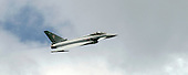 Eurofighter Typhoon at the Farnborough International Airshow ..