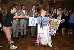 'Hamilton' - Gypsy Robe Ceremony