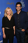 Rachel Bay Jones and Benim Foster attends a screening of 'Mary Poppins Returns' hosted by The Cinema Society at SVA Theater on December 17, 2018 in New York City.