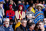 Nottingham Forest 3 Ipswich Town 0, 07/05/2017. City Ground, Championship. Ipswich fans in fancy dress during the game between Nottingham Forest v Ipswich Town at the City Ground Nottingham in the SkyBet Championship. Photo by Paul Thompson.