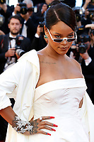 "Rihanna at the ""Okja"" premiere during the 70th Cannes Film Festival at the Palais des Festivals on May 19, 2017 in Cannes, France. (c) John Rasimus /MediaPunch ***FRANCE, SWEDEN, NORWAY, DENARK, FINLAND, USA, CZECH REPUBLIC, SOUTH AMERICA ONLY***"