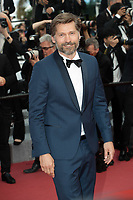 CANNES, FRANCE - MAY 13: Nikolaj Coster-Waldau attends the screening of 'Sink Or Swim (Le Grand Bain)' during the 71st annual Cannes Film Festival at Palais des Festivals on May 13, 2018 in Cannes, France.