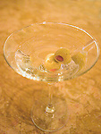 Martini, Delmonico's Restaurant, Las Vegas, Nevada