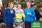 Nora Kelleher, Sinead Kelleher and Mary Falvey who took part in the Kerry's Eye Tralee International Marathon on Sunday 16th March 2014.