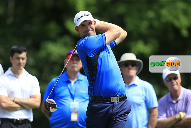 Padraig Harrington (IRL) during practice for the Players, TPC Sawgrass, Championship Way, Ponte Vedra Beach, FL 32082, USA. 11/05/2016.<br /> Picture: Golffile | Fran Caffrey<br /> <br /> <br /> All photo usage must carry mandatory copyright credit (&copy; Golffile | Fran Caffrey)