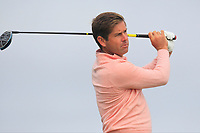 Robert Rock (ENG) on the 2nd tee during Round 1 of the Dubai Duty Free Irish Open at Ballyliffin Golf Club, Donegal on Thursday 5th July 2018.<br /> Picture:  Thos Caffrey / Golffile