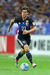 Gotoku Sakai (JPN), September 1, 2016 - Football / Soccer : Gotoku Sakai of Japan runs with the ball during the 2018 FIFA World Cup Russia & AFC Asian Cup UAE 2019 Preliminary Joint Final Qualification Round match between Japan and UAE at Saitama Stadium 2002 in Saitama, Japan (Photo by AFLO)