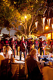 MEXICO, San Pancho, San Francisco, La Patrona Polo Club, Evening entertainment following the match, local Mariachi music