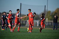 DA U-14 Regional Showcase, October 26, 2014