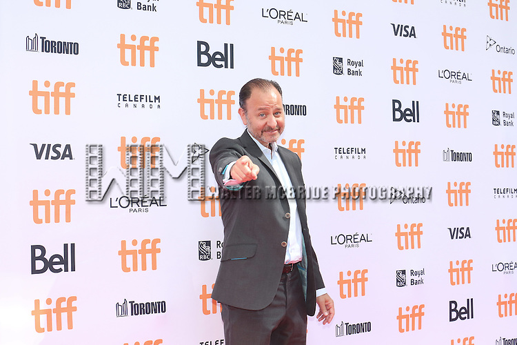 Fisher Stevens attends 'Before The Flood' Red Carpet Premiere for the 2016 Toronto International Film Festival at Princess of Whales Theatre on September 8, 2016 in Toronto, Canada.