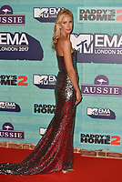 Lady Victoria Hervey<br /> MTV EMA Awards 2017 in Wembley, London, England on November 12, 2017<br /> CAP/PL<br /> &copy;Phil Loftus/Capital Pictures