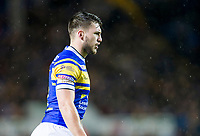 Picture by Allan McKenzie/SWpix.com - 08/02/2018 - Rugby League - Betfred Super League - Leeds Rhinos v Hull KR - Elland Road, Leeds, England - Tom Briscoe.