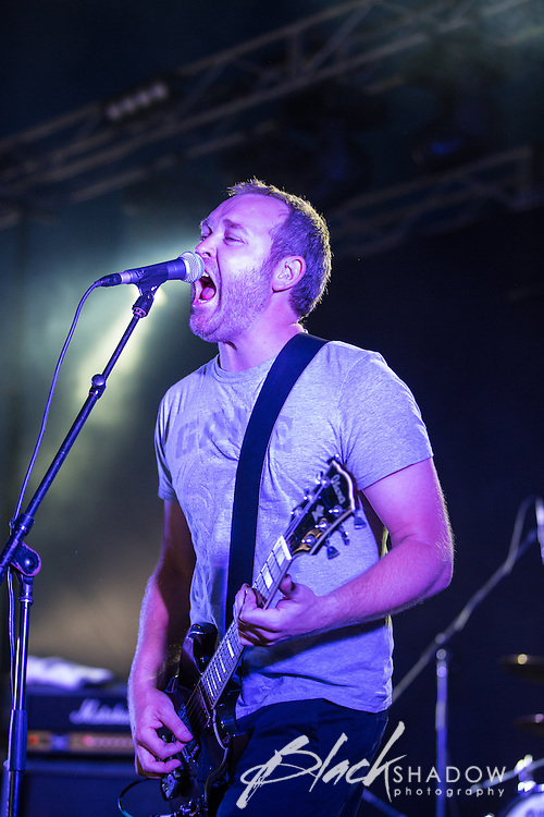 Bodyjar performing at The Big Day Out, Melbourne, Flemington Racecourse, 26 January 2013
