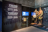 The new Narvik War Museum, officially opened on Aug 22, 2016. The museum focus on the German attack on Narvik April 9. 1940, and the subsequent war. <br /> <br /> The 'Nordland Red Cross War Memorial Museum' in Narvik was established by Nordland Red Cross in 1964 and has stayed open till April 2016. From 2014 The Narvik Centre of War and Peace foundation has been running the museum. The museum has received numerous artifacts from benefactors in many countries. The historic collection includes a wide range of items, ranging from a Hotchkiss light tank, 75 mm field canons, weapons, uniforms to stamps. The museum also has an extensive library and archive.