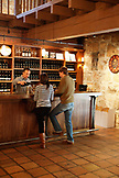 USA, California, Sonoma, the tasting room at the Buena Vista Carneros winery