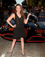 LOS ANGELES - JUN 15:  Alicia Arden at the Bat Signal Lighting Ceremony to honor Adam West at the Los Angeles City Hall on June 15, 2017 in Los Angeles, CA