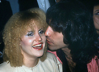 Lorna Luft4781.JPG<br /> Celebrity Archaeology<br /> 1978 FILE PHOTO<br /> New York, NY<br /> Lorna Luft and 1st husband Jake Hooker at Studio 54<br /> Photo by Adam Scull-PHOTOlink.net