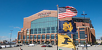 9.13.14 ND vs Purdue, Lucas Oil Stadium