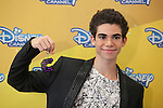 US actor, singer and dancer Cameron Boyce presents his new TV show at The Walt Disney Company offices in Madrid, Spain. December 03, 2015. (ALTERPHOTOS/Victor Blanco)