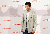 "L'attore egiziano Amr Waked posa durante un photocall per la presentazione del film ""Il padre e lo straniero"" al Festival Internazionale del Film di Roma, 30 ottobre 2010..Egyptian actor Amr Waked poses for a photocall to present the movie ""Il padre e lo straniero"" (""The father and the foreigner"") during the Rome Film Festival at Rome's Auditorium, 30 october 2010..UPDATE IMAGES PRESS/Riccardo De Luca"