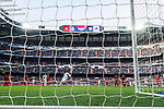 Cristiano Ronaldo of Real Madrid shots the penalty during the La Liga 2017-18 match between Real Madrid and Sevilla FC at Santiago Bernabeu Stadium on 09 December 2017 in Madrid, Spain. Photo by Diego Souto / Power Sport Images