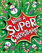 Sarah, CHRISTMAS SANTA, SNOWMAN, WEIHNACHTSMÄNNER, SCHNEEMÄNNER, PAPÁ NOEL, MUÑECOS DE NIEVE, paintings+++++Xmascomic-16-A,USSB622,#x#
