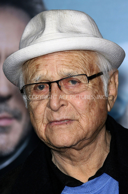 WWW.ACEPIXS.COM . . . . .  ..... . . . . US SALES ONLY . . . . .....December 6 2011, LA....Norman Lear at the premiere of 'Sherlock Holmes: A Game of Shadows' held at the Village Theater on December 6 2011 in Los Angeles ....Please byline: FAMOUS-ACE PICTURES... . . . .  ....Ace Pictures, Inc:  ..Tel: (212) 243-8787..e-mail: info@acepixs.com..web: http://www.acepixs.com