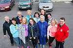 Walkers<br /> -----------<br /> Pictured are some of the Spa/Fenit branch of the Kerry hospice foundation who took to the roads on Good Friday last at the Tankard for the annual Easter charity walk