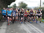 The start of the Noel Carroll 10k race at Annagassan. Photo:Colin Bell/pressphotos.ie
