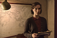 Darkest Hour (2017) <br /> Lily James stars as Elizabeth Layton<br /> *Filmstill - Editorial Use Only*<br /> CAP/KFS<br /> Image supplied by Capital Pictures
