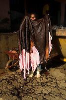Pitangui_MG, Brasil...Abatedouro de gado em Pitangui, Minas Gerais...The Slaughterhouse in Pitangui, Minas Gerais...Foto: LEO DRUMOND / NITRO