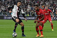 Cristiano Ronaldo of Juventus , Jonathan Tah of Leverkusen <br /> Torino 01/10/2019 Juventus Stadium <br /> Football Champions League 2019//2020 <br /> Group Stage Group D <br /> Juventus - Leverkusen <br /> Photo Andrea Staccioli / Insidefoto