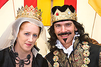 The Renaissance Fair is held each September at the historic museum of El Rancho de Las Golondrinas near Santa Fe and features dancers, knights, acrobats and many other performers celebrating the culture and lifestyle of the Medieval Middle Ages.