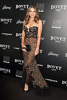 Elizabeth Hurley at the BOVET 1822 Brilliant is Beautiful Gala benefitting Artists for Peace and Justice's Global Education Fund for Woman and Girls at Claridge's Hotel on December 1, 2017<br /> CAP/ROS<br /> &copy;Steve Ross/Capital Pictures /MediaPunch ***NORTH AND SOUTH AMERICAS ONLY***