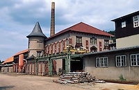 Deutschland, Goslar,  Bergwerk Rammelsberg, Unesco-Weltkulturerbe