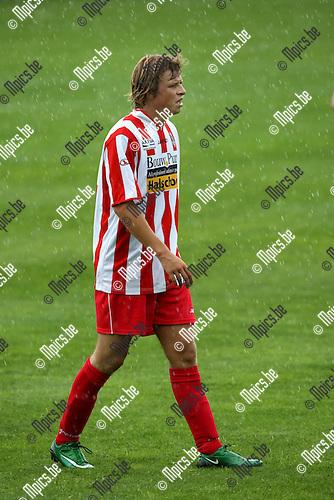 2009-07-19 / voetbal / seizoen 2009-2010 / Hoogstraten VV / Koen Mattyn..Foto: Maarten Straetemans (SMB)