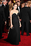 Angelina Jolie arrives at the 81st Annual Academy Awards held at the Kodak Theatre in Hollywood, Los Angeles, California on 22 February 2009