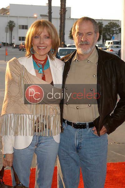 Susan Blakely and husband