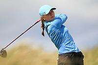 Jan Browne (Kilkenny) during the 1st round of the Irish Women's Open Stroke Play Championship, Enniscrone Golf Club, Enniscrone, Co. Sligo. Ireland. 16/06/2018.<br /> Picture: Golffile | Fran Caffrey<br /> <br /> <br /> All photo usage must carry mandatory copyright credit (© Golffile | Fran Caffrey)