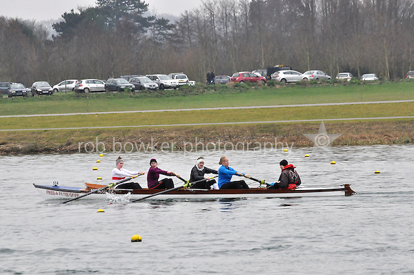 514 PooleARC CoastalWNov4+..Marlow Regatta Committee Thames Valley Trial Head. 1900m at Dorney Lake/Eton College Rowing Centre, Dorney, Buckinghamshire. Sunday 29 January 2012. Run over three divisions.