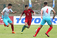 Francisco Moura of SC Braga and Portugal U19's in action during Portugal Under-19 vs Turkey Under-21, Tournoi Maurice Revello Football at Stade Parsemain on 3rd June 2018