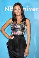 BEVERLY HILLS, CA - JULY 24: Laura Benanti at the 2012 NBC Universal TCA summer press tour at The Beverly Hilton Hotel on July 24, 2012 in Beverly Hills, California. Credit: mpi25/MediaPunch Inc. /NortePhoto.com<br />