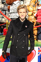 NEW YORK, NY - NOVEMBER 22: Cody Simpson at the 86th Annual Macy's Thanksgiving Day Parade on November 22, 2012 in New York City. Credit: RW/MediaPunch Inc. /NortePhoto