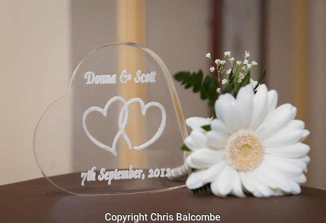 The Wedding of Donna-Louise and Scott, in Southern England.<br /> <br /> Photography: Chris Balcombe  07568 098176