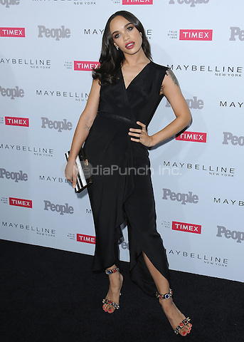 "LOS ANGELES, CA - SEPTEMBER 16:  Cleopatra Coleman at the People's ""Ones to Watch"" Event at Ysabel on September 16, 2015 in Los Angeles, California. Credit: PGSK/MediaPunch"