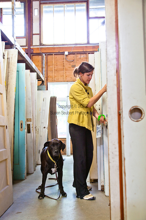 The Portland ReBuilding Center in the North Mississippi Neighborhood, a project of Our United Villages, carries the region's largest volume of used building and remodeling materials.