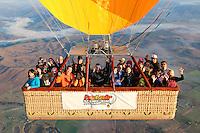 20160809 August 09 Hot Air Balloon Gold Coast