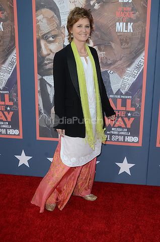 HOLLYWOOD, CA - MAY 10: Melissa Leo at the 'All The Way' Los Angeles Premiere at Paramount Studios on May 10, 2016 in Hollywood, California. Credit David Edwards/MediaPunch