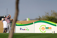 JJ Spaun (USA) during the 1st round of the Waste Management Phoenix Open, TPC Scottsdale, Scottsdale, Arisona, USA. 31/01/2019.<br /> Picture Fran Caffrey / Golffile.ie<br /> <br /> All photo usage must carry mandatory copyright credit (&copy; Golffile | Fran Caffrey)